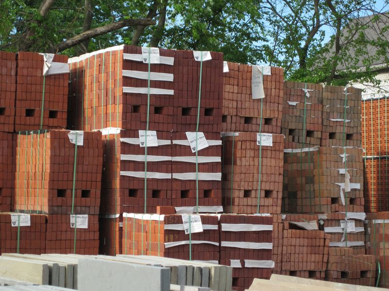 Brick Block Pavers Stone Building Supplies