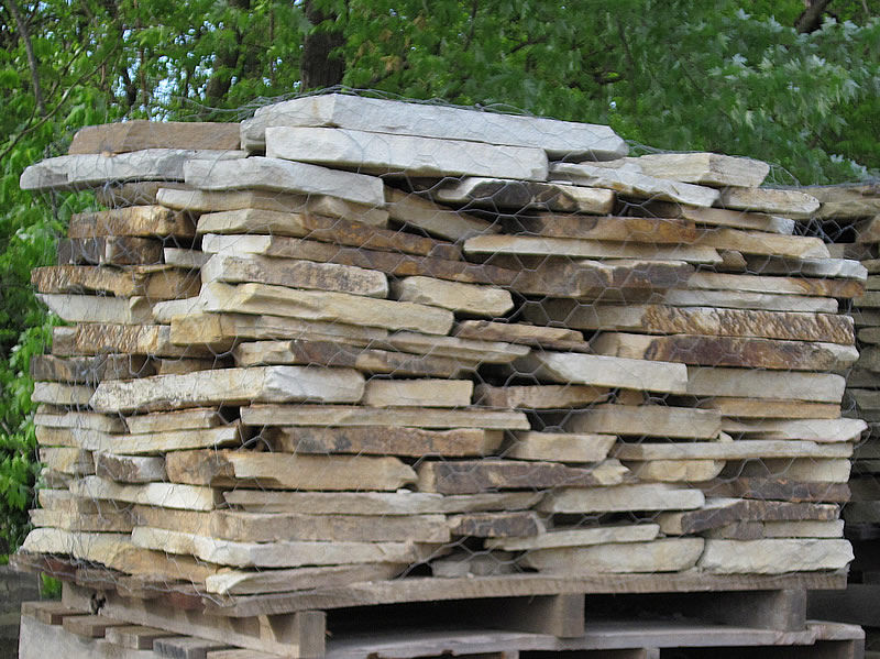 Decorative Garden Stones >> Brick - Block - Pavers - Stone - Building Supplies - Baltimore, Maryland